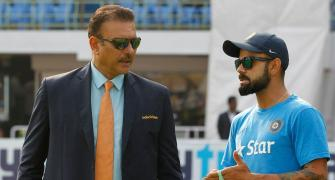 We will never make excuses about pitch and conditions: Ravi Shastri