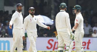 Smith cops stick over DRS controversy