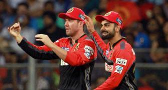 Kohli backs 'honest and committed' De Villiers