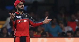 Kohli on why RCB haven't yet won an IPL title