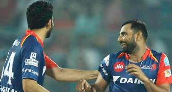 How Zaheer, Akram helped shape Shami's bowling career