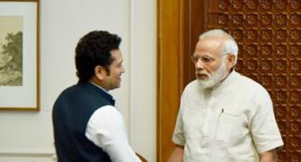 Tendulkar, Kohli wish PM Modi on 69th birthday