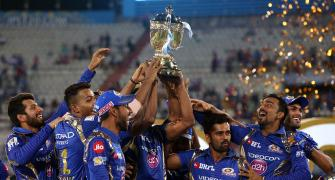 The IPL 10 Dream Team