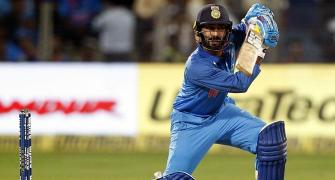 Karthik brought in for injured Saha for Afghanistan Test