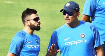 How good a coach is Ravi Shastri?