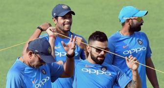 When Kohli showed his caring side