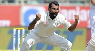 'SA have Steyn but we have Shami and he is very good'