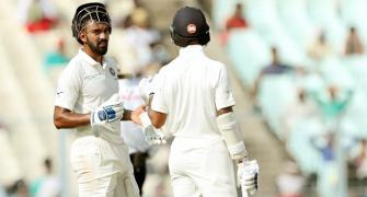 India fight back after SL take lead