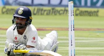 Here's what Rahane did during his time away from team