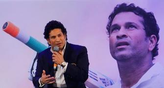 'There can only be one Sachin Tendulkar, though...'