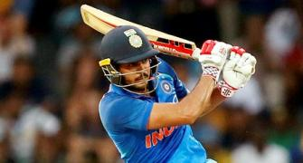 Pandey, Dube star in win India A's win over SA