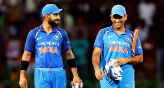 Kohli comes clean about his relationship with Dhoni