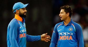 Why India's bowlers love playing under Captain Kohli