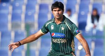 Pakistan pacer Irfan raring to return after ban