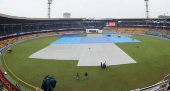 India vs Aus, 4th ODI: Will rain play spoilsport in Bengaluru?