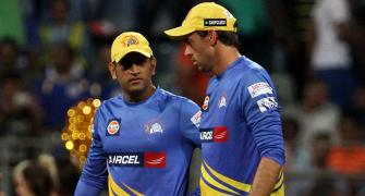 Find out CSK coach Fleming's plans for Dhoni
