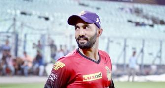 Karthik not thinking about World Cup selection