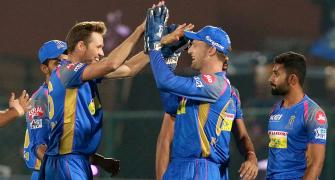 Know your IPL Team: Rajasthan Royals