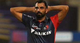 Summoned by Kolkata Police, Shami stuck in Kolkata