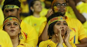 CSK fans head for Pune on special train for Royals match