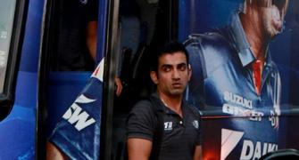 Gambhir to give up complete IPL salary