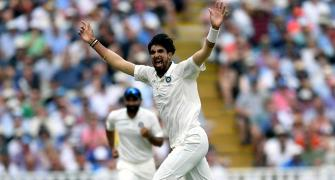 Ishant, not Virat, is India's Player of the Series