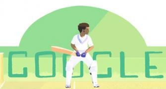 Google pays tribute to this India cricket great with special doodle