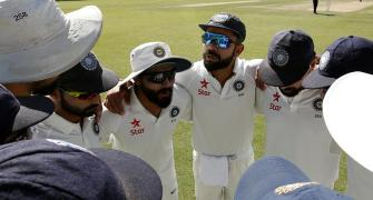 'Never give up on us': Kohli's plea to fans