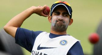 Gambhir on why he had 'an unfulfilled career'