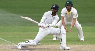 Kohli has some advice for his batsmen for the next Test
