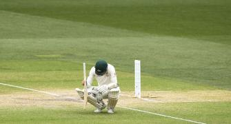 Paine hopes lower order fight can rub off on top batsmen