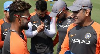 Time for Pant to make strong case in New Zealand T20s