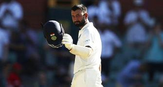 'Indian cricket can depend on Pujara'