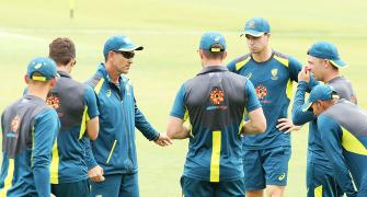 2nd Test: Aus go in favourites at Perth