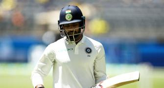 Vihari excited to play his first Test in India