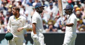 Mayank Agarwal: I am happy, but I'd have liked more runs