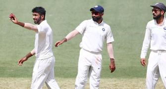 Bumrah makes history in his debut Tests year