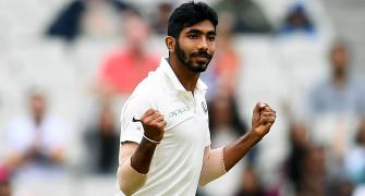 Ambrose backs Bumrah to take 400 Test wickets