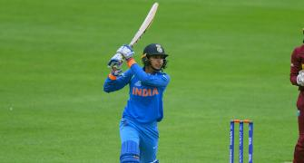 India's Mandhana is ICC Women's Cricketer of the Year!