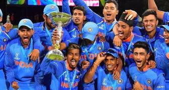 WATCH: Big celebrations after India win U-19 World Cup