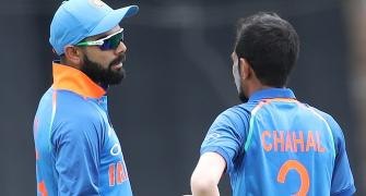 Chahal, Yadav can get turn on any surface: Kohli