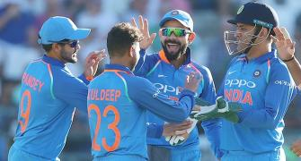 'India are favourites at World Cup'