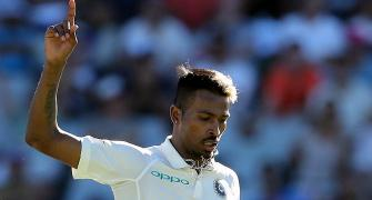 Why Hardik Pandya was ignored from the Test squad
