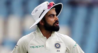 Kohli needs someone to point out his mistakes: Sehwag