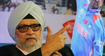 I won't stoop to conquer: Bedi hits back at Gambhir
