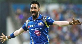 Krunal Pandya is costliest uncapped buy in IPL history