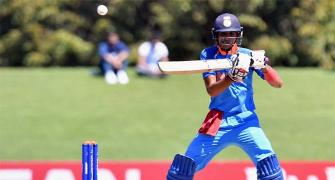 Gill takes India C to Deodhar final as national selectors watch