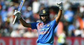 PHOTOS: Rohit slams century to lift India to T20 series win