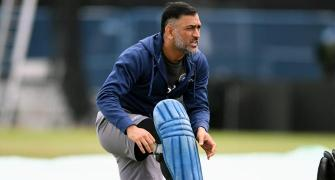 Sourav Ganguly opens up on Dhoni's future