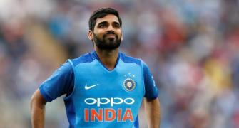 Not thinking about WC, need to be injury-free: Bhuvi